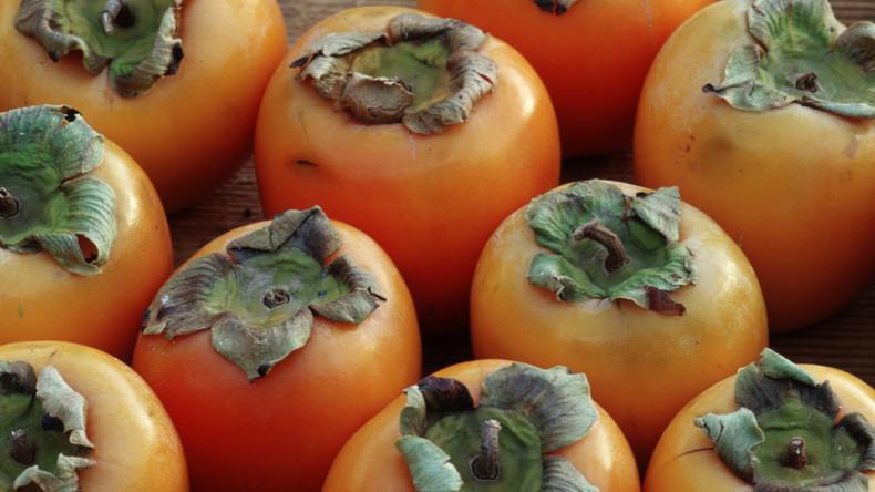 Obst als süßer Luxus: Zwei Kaki-Früchte für 5.000 US-Dollar in Japan verkauft