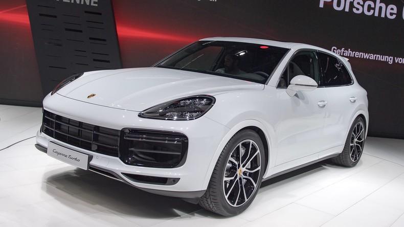 Porsche beginnt mit Rückruf von Diesel-Cayenne für Software-Update