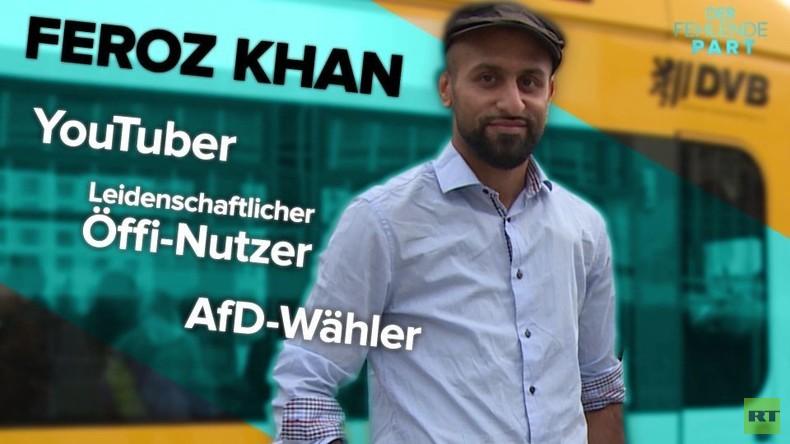 Blicke und Ausweiskontrollen? Deutsch-Pakistaner über sein Leben in Sachsen