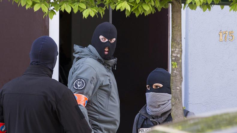 Belgische Polizei fasst mutmaßliche Menschenschmuggler