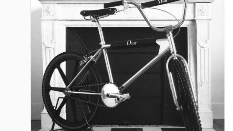 Dior erfindet das Fahrrad neu: Modehaus kündigt Herstellung eines zweirädrigen Fahrzeuges an