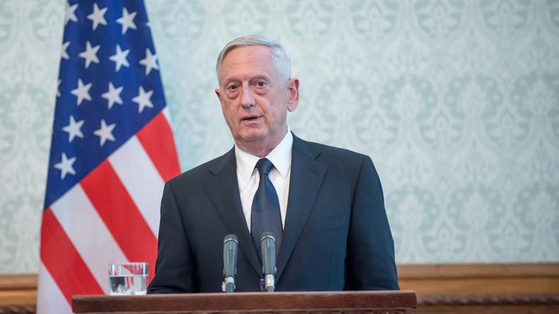 US-Verteidigungsminister Mattis in Südkorea eingetroffen