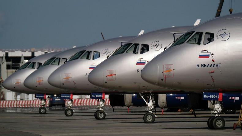 Neue Märkte für russische Jets: Russland plant engere Zusammenarbeit mit Singapur in Zivilluftfahrt