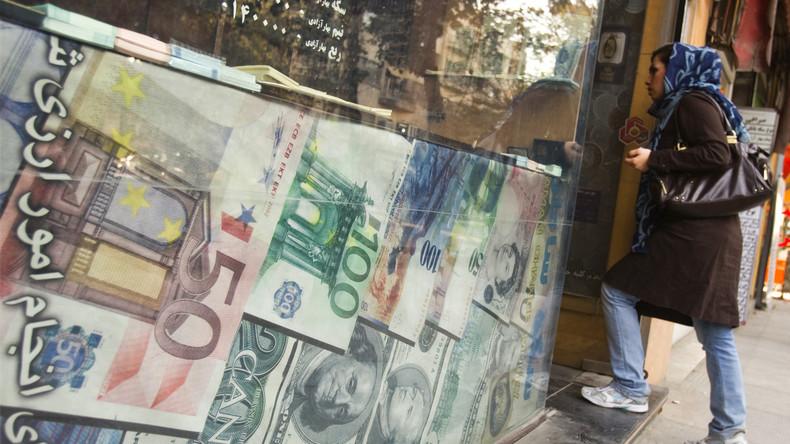 Unsicherheit bei deutschen Investoren nach weiteren Iran-Sanktionen