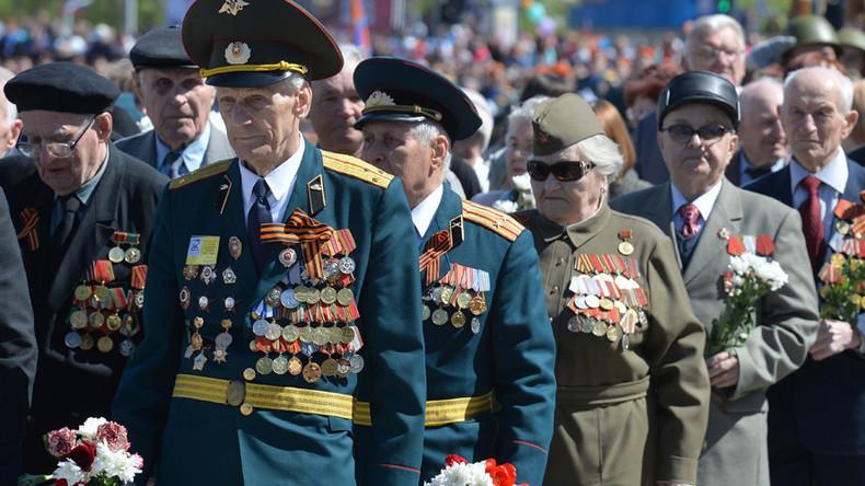 Putin ordnet vorzeitige Erhöhung von Renten für Militärs und Einsatzkräfte an
