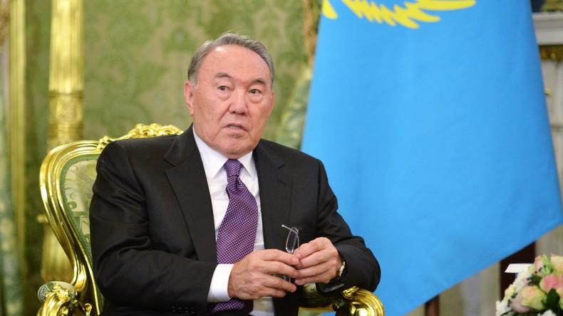 Kasachstan führt lateinisches Alphabet ein
