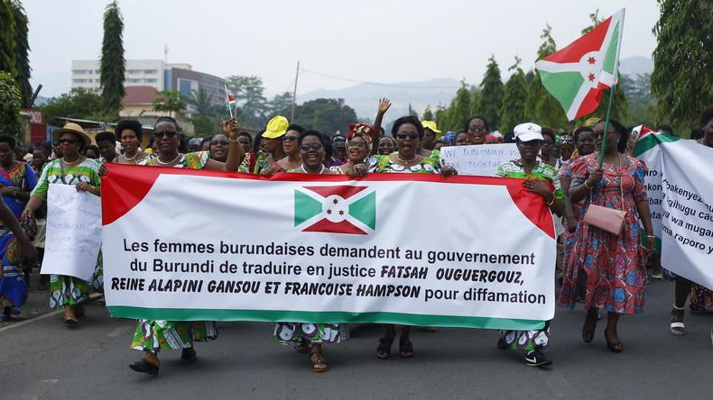 Burundi scheidet als erster Staat aus Weltstrafgericht aus