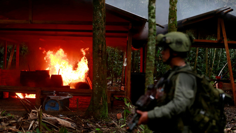 Kolumbien: Wie die USA die Umsetzung des Friedensplans unterminieren