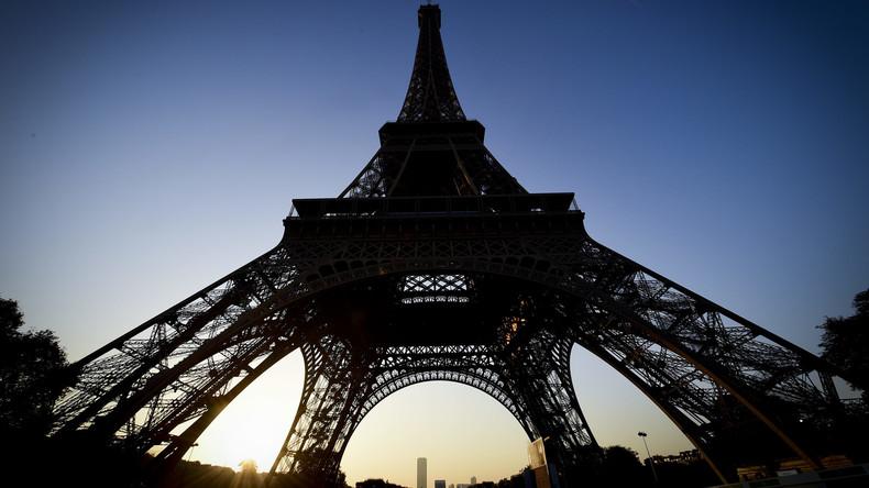 Paris: Nachtfotos des Eiffelturms können strafbar machen