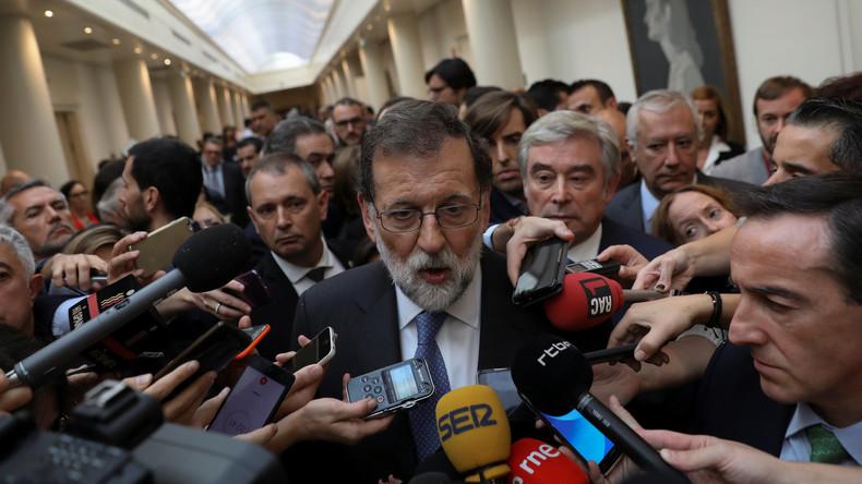 Eskalation in Spanien: Madrid setzt Artikel 155 zur Entmachtung Kataloniens in Kraft