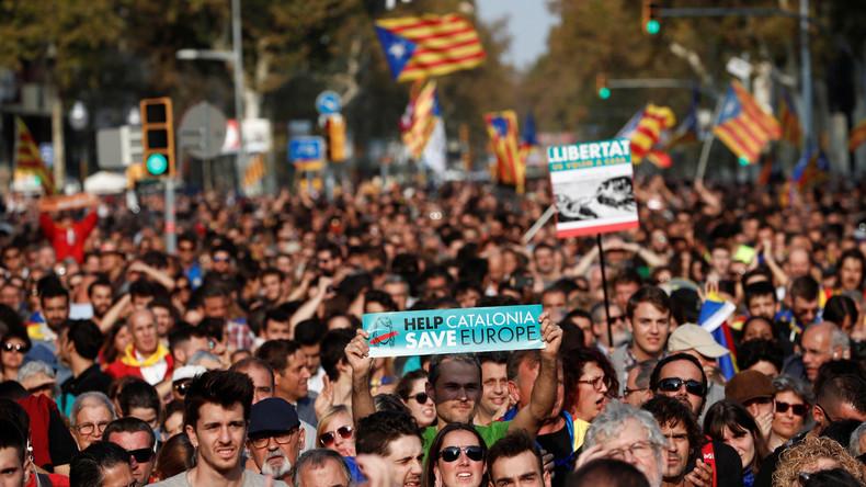 LIVE: Die neuesten Entwicklungen in der Katalonien-Krise