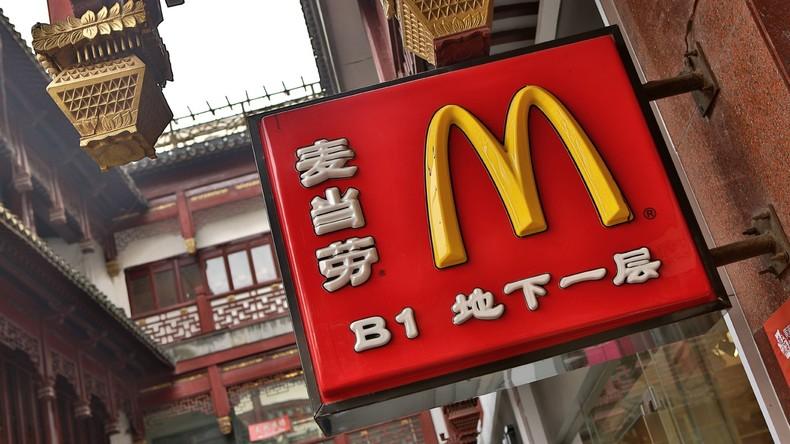 Chinesen benennen Fastfood-Kette McDonald's um