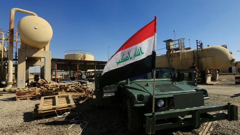 24 Stunden Waffenruhe zwischen irakischen und kurdischen Truppen vereinbart