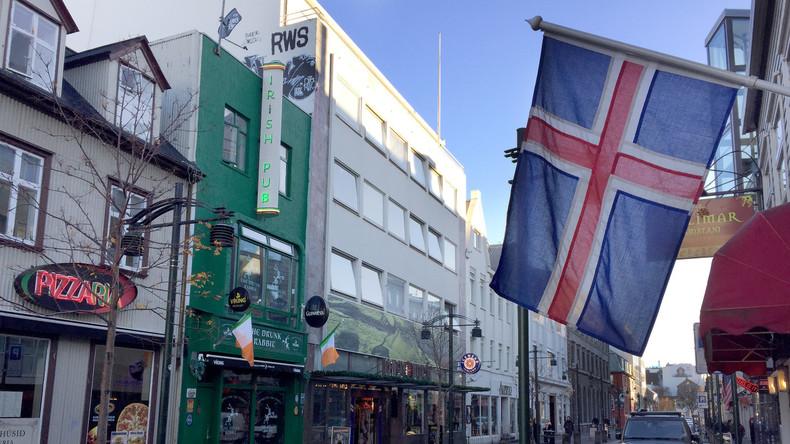Parlamentswahl in Island gestartet