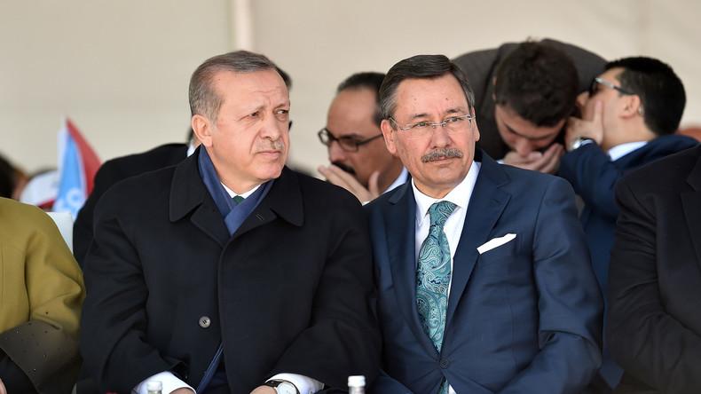 Bürgermeister von Ankara räumt seinen Posten