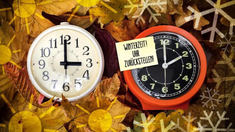 Uhren sind zurückgestellt: Es gilt wieder Winterzeit
