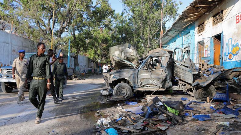 25 Tote nach Islamistenangriff in Somalia