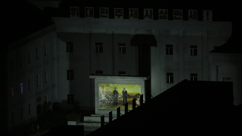 Nordkorea übt Evakuierung und Verdunkelung in Kleinstädten