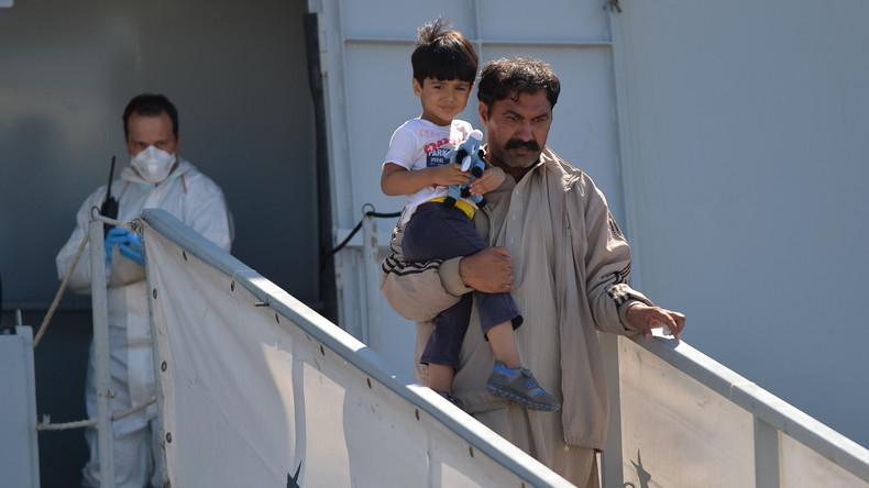 Rücknahme von Migranten: EU erhöht Druck auf Herkunftsländer