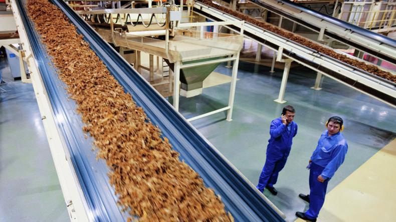 Trotz schwieriger Geopolitik: Tabakkonzern Philip Morris will Präsenz in Russland weiter ausbauen