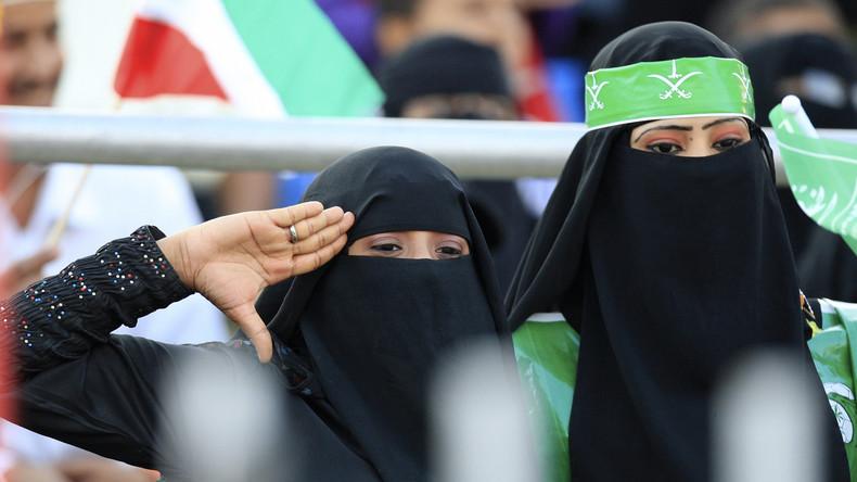 Saudi-Arabien: Frauen dürfen künftig Stadien betreten - aber nicht allein