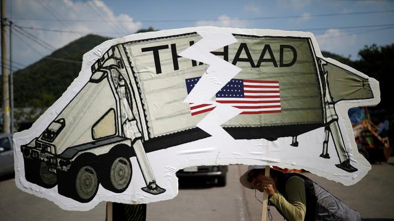Südkorea: Nein zu weiteren THAAD-Lieferungen und keine militärische Allianz mit den USA und Japan