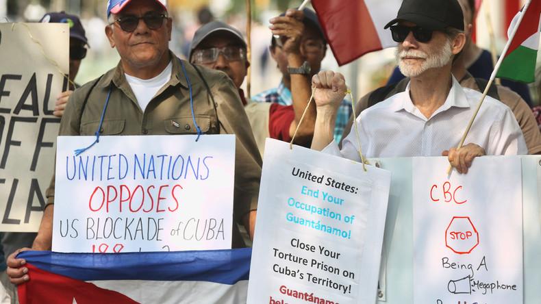Havanna erleichtert Einreise für Kubaner aus USA - trotz des Streits um angebliche Schallangriffe