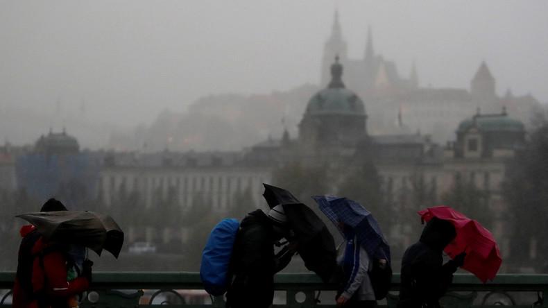 120.000 tschechische Haushalte nach Sturm ohne Strom