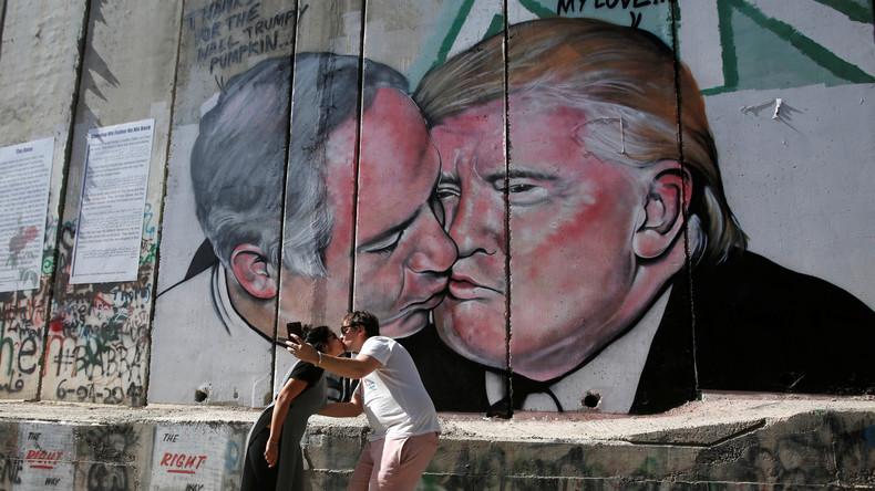 """Mehr Nähe zu Russland in Nahost durch Trumps """"Amerika-Zuerst-Politik"""""""