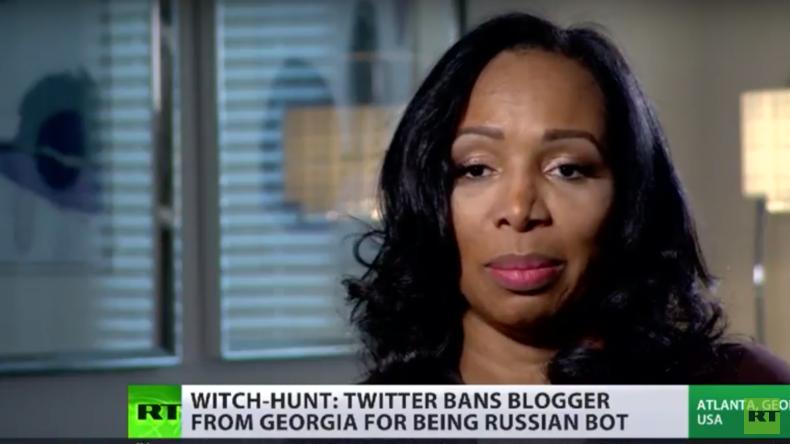 Twitter-Verbot nach Medienkritik: Interview mit einem angeblichen russischen Bot