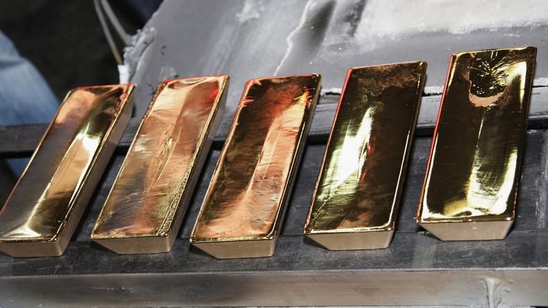 Chinesischer Staatsbürger versucht, vier Kilo Gold in Schuhen aus Russland zu schmuggeln