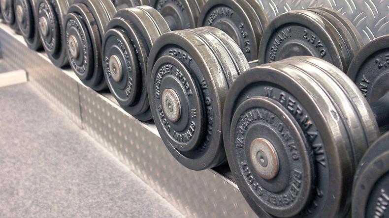 Gewichtheben: Russe kommt auf 440 Kilo bei schwerer Langhantel und stellt Weltrekord auf