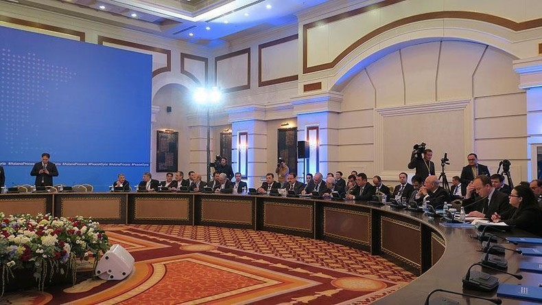 Siebte Runde der Syrien-Gespräche in Astana gestartet – Schicksal der Gefangenen im Mittelpunkt