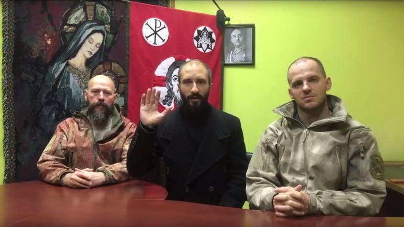 """""""Spanien über alles"""" - Ukrainische Freischärler wollen im Dienste des Königs gegen Katalanen kämpfen"""