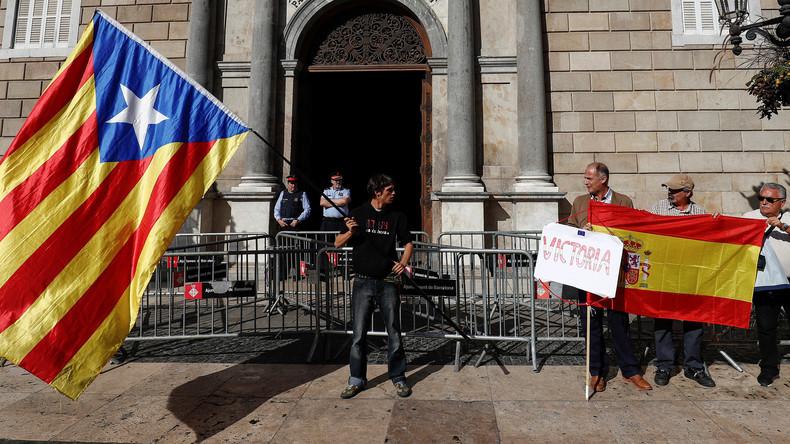 Der eigentliche Profiteur des Konflikts in Katalonien: Die Finanzindustrie