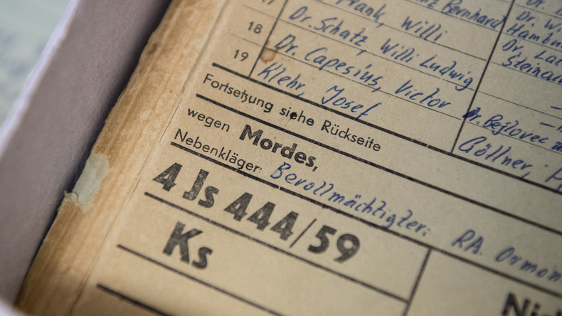 UNESCO nimmt Unterlagen zu Auschwitz-Prozess in Weltdokumentenerbe auf