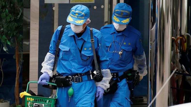 Grausiger Fund in Japan: Leichenteile mehrerer Menschen in Kühlkisten