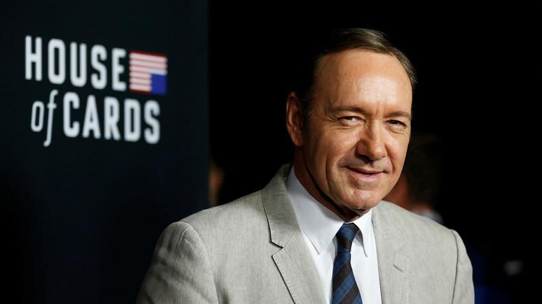 """US-Fernsehserie """"House of Cards"""" geht nach Skandal um Kevin Spacey nicht mehr auf Sendung"""