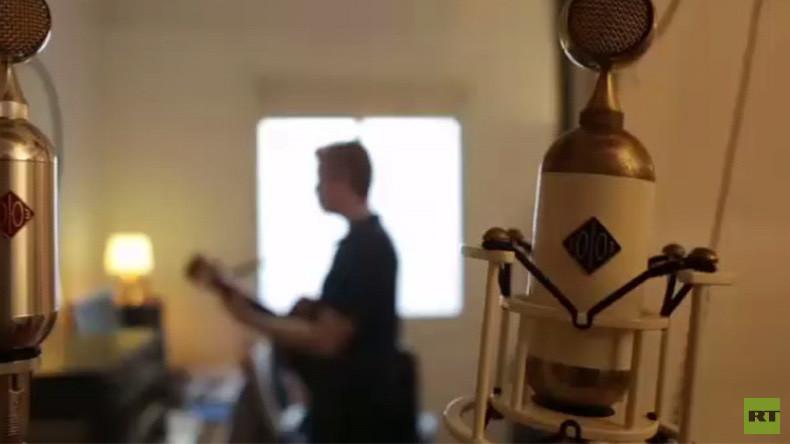 Neuer alter Hit: Russische Retro-Mikrofone als Verkaufsschlager für internationale Musikindustrie