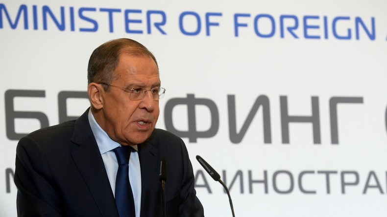 Lawrow: Nicht ein Beweis für russische Einmischung in Wahlen gefunden – weder in USA noch in Europa