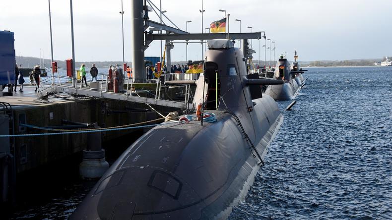 Deutschland und Norwegen gründen Gemeinschaftsunternehmen zum U-Boot-Bau