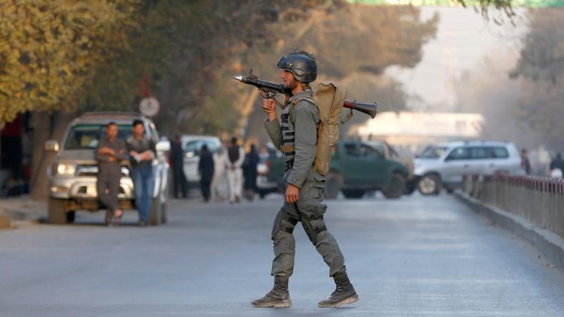 14-jähriger Junge sprengt sich in Kabuls Diplomaten-Viertel in die Luft - mindestens sechs Tote