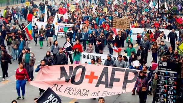 Volksabstimmung über das Rentensystem in Chile