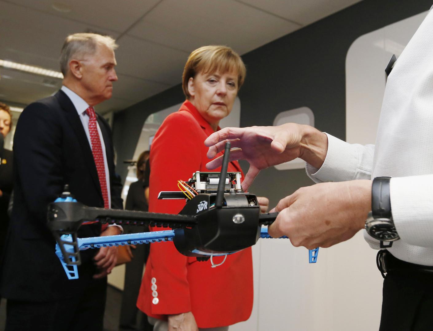 Merkels Hacker: Ostdeutsches Abhörzentrum soll Betrieb aufnehmen