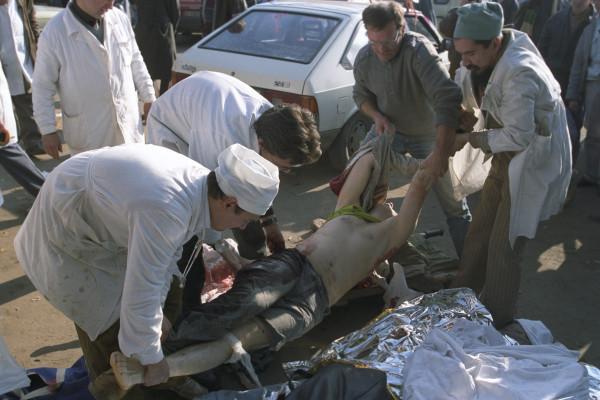 Oktober 1993 in Moskau: Als die Welt den Atem anhielt und Jelzins Panzer das Parlament beschossen