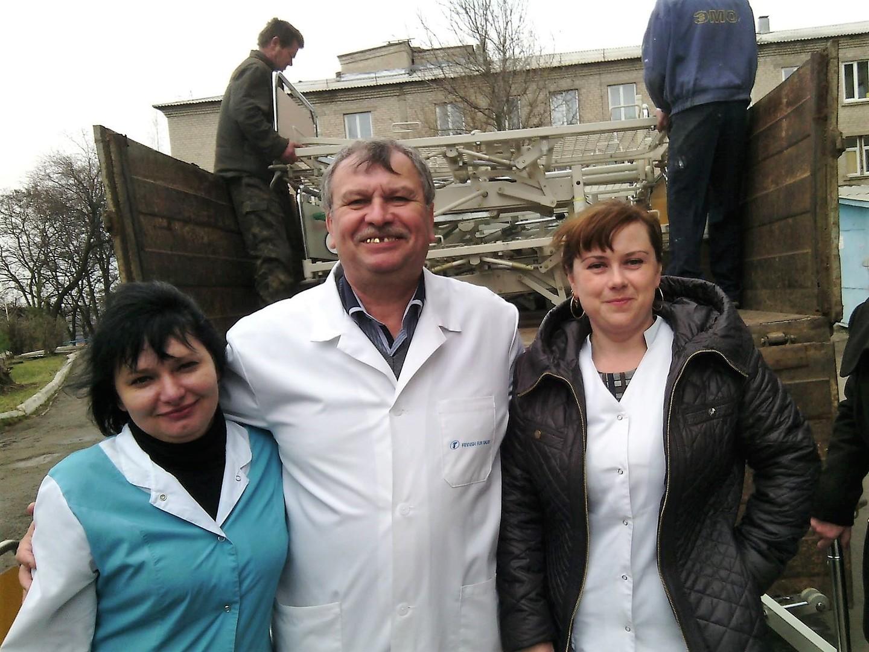 Das Leiden in Lugansk und die Grenzen deutscher Barmherzigkeit