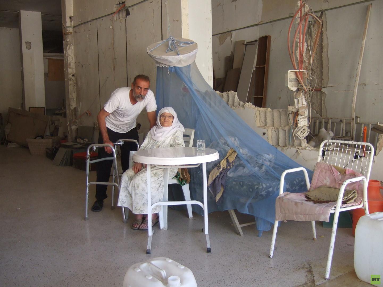 Wiederaufbau in Syrien: Nicht nur das Lebenswerk verloren, sondern auch die Söhne