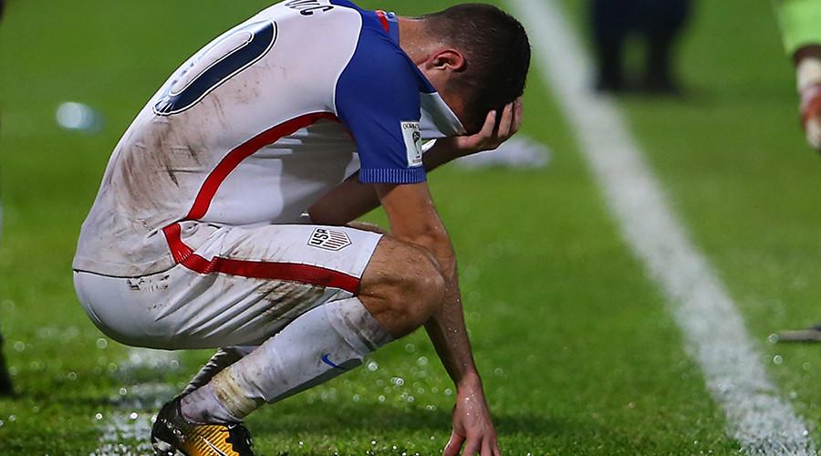 Erstmals seit 1986: USA verpassen WM-Qualifikation
