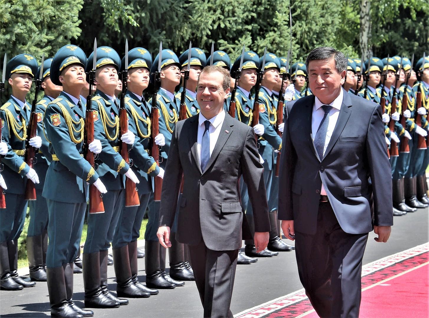 Kirgistan hat seinen Präsidenten gewählt: Die erste reguläre Wahl seit Unabhängigkeit
