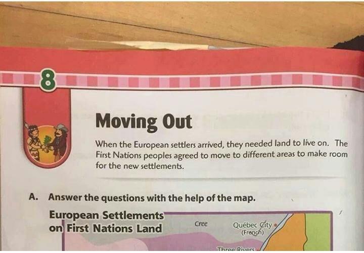 """""""Indianer gingen freiwillig"""": Kanadische Schulbücher beschönigen Siedlungspolitik gegen Ureinwohner"""